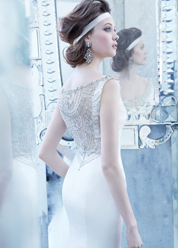 Lazaro Gowns 2014 – Dresses for Woman