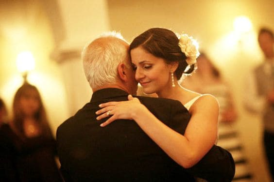 father daughter dance song suggestions delica bridal