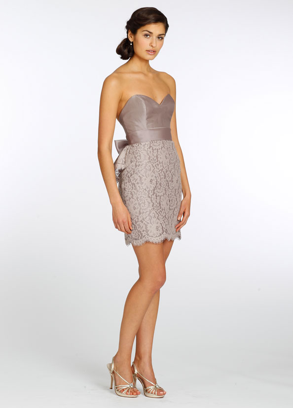Noir by lazaro 3382 a strapless sweetheart cocktail dress with