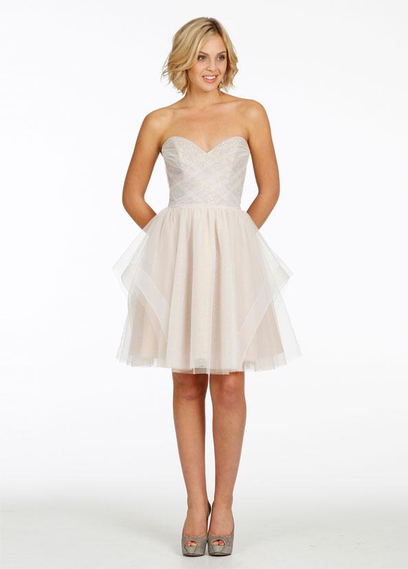 The Little White Dress | Delica Bridal