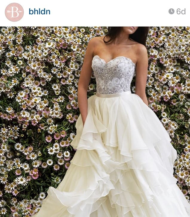 Instagram Accounts You Should Be Following Delica Bridal