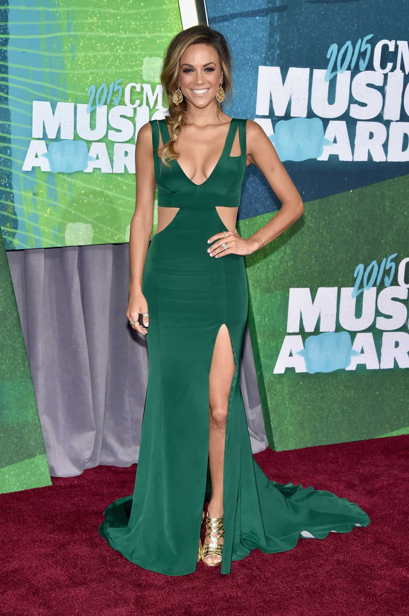 2015 Cmt Country Music Awards Delica Bridal