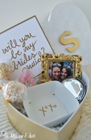 Bridesmaid DIY Box
