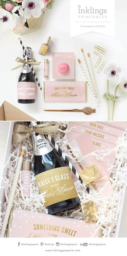 Inklings Bridemaid Box
